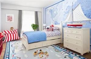 Kinderzimmer Für Jungs : 25 coole ideen f r blaues jugend und kinderzimmer f r jungen ~ Lizthompson.info Haus und Dekorationen