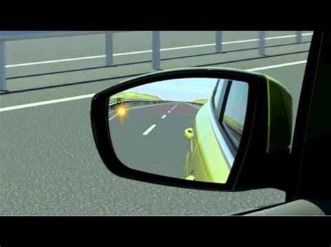 Der Ford Cmax Mit Toterwinkelassistent Youtube