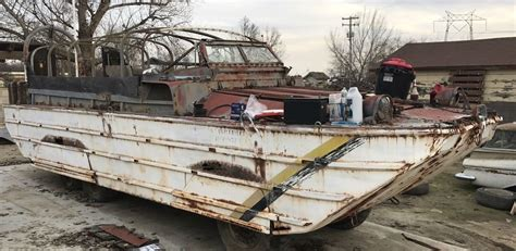 Duck Boat Exhaust by Hibious Class 1945 Gmc Dukw