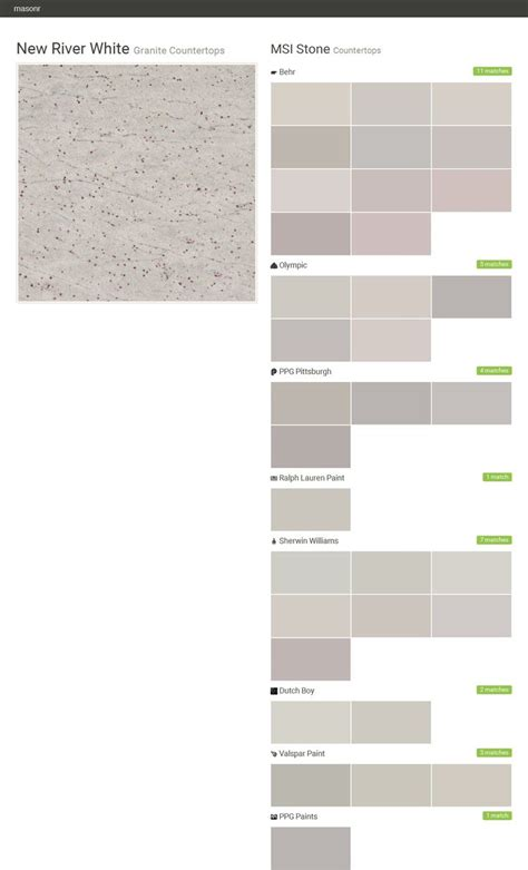25 best ideas about river white granite