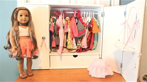 Our Generation Doll Closet by Our Generation Wardrobe Review For American Dolls
