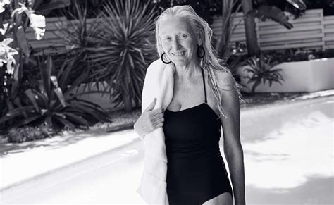 gillean mcleod hms  swimsuit model   years  todaycom