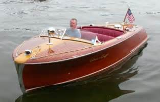 Photos of Old School Speed Boats For Sale