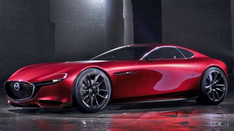 plans    mazda rx coupe   electric sports car