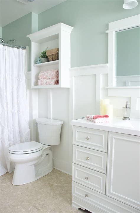 lowes bathroom makeover reveal  golden sycamore