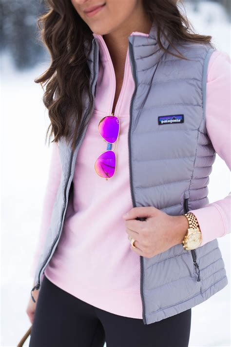 Down Puffer Vest A Southern Drawl Fashion Puffer Vest