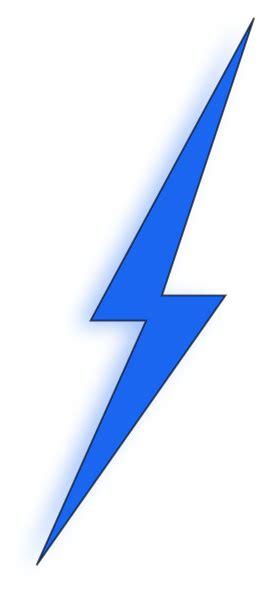 blue lightning bolt png   icons  png