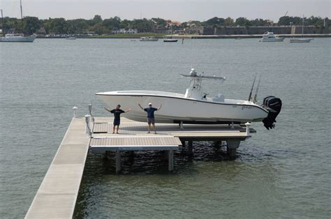 Golden Boat Lifts For Sale by Boat Lift Pictures To Pin On Pinsdaddy