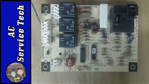 Defrost Control Board Wire Terminal Functions  Heat Pump