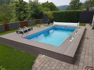 Pool Für Den Garten : gartenpool idealer swimming pool f r den garten ~ Sanjose-hotels-ca.com Haus und Dekorationen