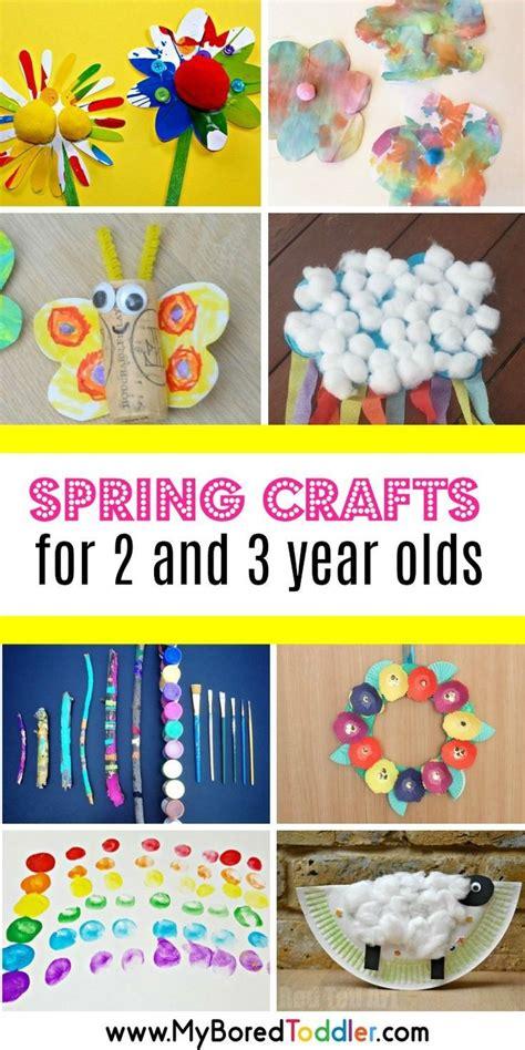 spring crafts     year olds spring toddler