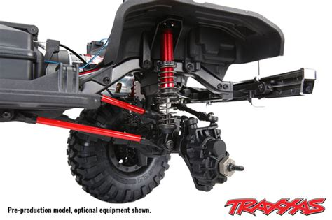paint your tires to give your car a fashionable traxxas trx 4 bronco 2 2 kit rc car