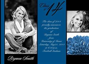 Top 14 free printable graduation invitation templates for for Senior announcement templates free