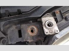 How to open stuck jammed hood from broken cable BMW e53 X5