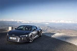 Audi R8 Fiche Technique : essai audi r8 v10 plus 610 un turbo pour quoi faire ~ Maxctalentgroup.com Avis de Voitures