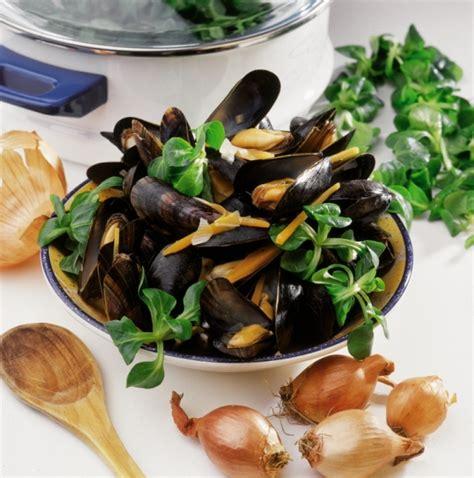 moules marinieres recettes cuisine francaise