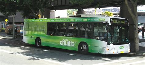 Shuttle Bus 555  Broke Tourist