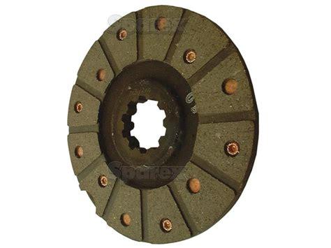 S.57790 Brake Friction Disc. Outer Ø 165mm For Case Ih