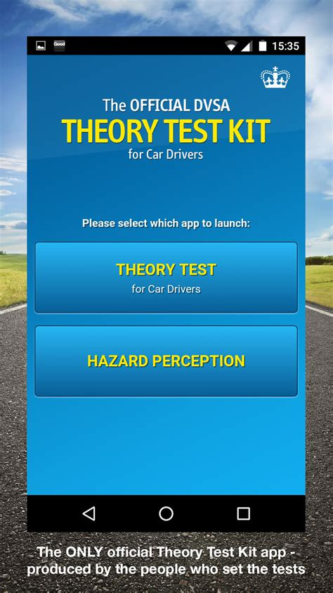 test theory dvsa kit practice official driving amazon dvla apps motorcycle