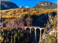 Bernina Express, St Moritz, Tirano and Swiss Alps Day