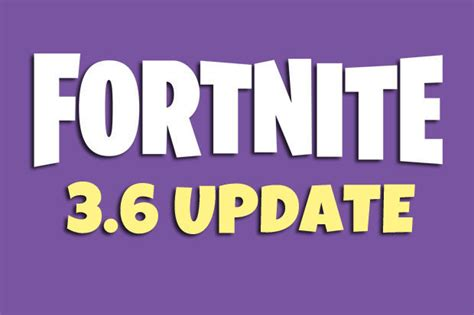 fortnite update  server downtime  patch notes news