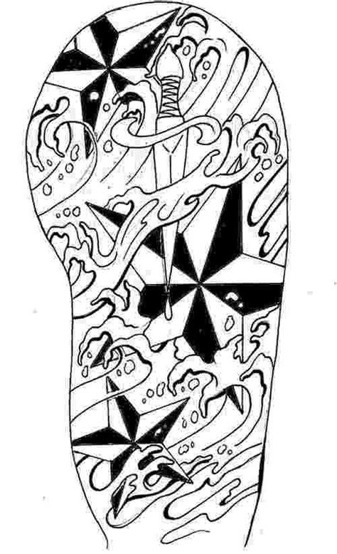 Half - Sleeve Tattoo Images & Designs
