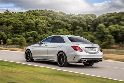 2015 Mercedesamg C63, C63 S Pricing Announced