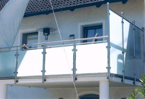 Sicherheitsglas Für Balkon by Edelstahl Metallbau Kammerbauer Gmbh