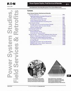 Tab 27 - Engineering Services & Systems by Greg Campbell ...