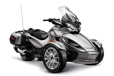 2014 Can Am Spyder by 2014 Can Am Spyder Ride Motor Trend