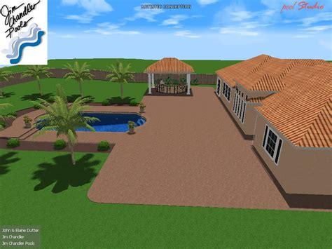 morgan creek classic swimming pool jim chandler pools