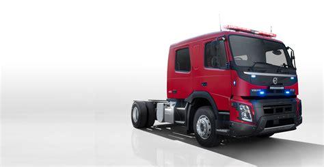 fire fighting truck volvo fmx volvo trucks australia