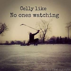 Ice Hockey Quot... Ice Ball Quotes