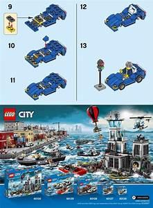 Lego 30349 Sports Car Instructions  City