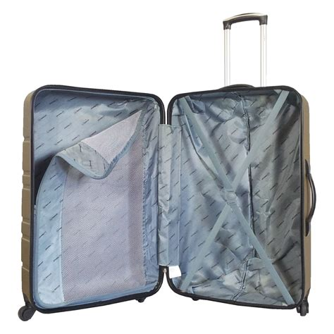 grote abs l benzi abs koffer wave l chagne luggage 4 all