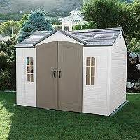 gardens sheds and products on