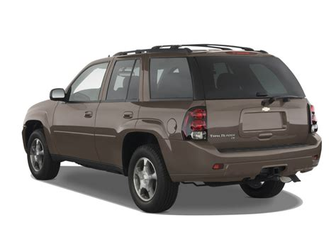 2008 Chevrolet Trailblazer (chevy) Pictures/photos Gallery