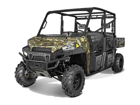 2015 Polaris® Ranger Crew® 570 Full-size Eps Polaris