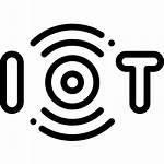 Iot Icon Icons Interface Premium Svg Internet