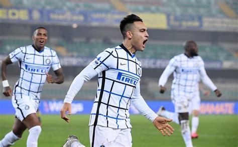 Inter de Milão vence fora e assume a liderança provisória ...