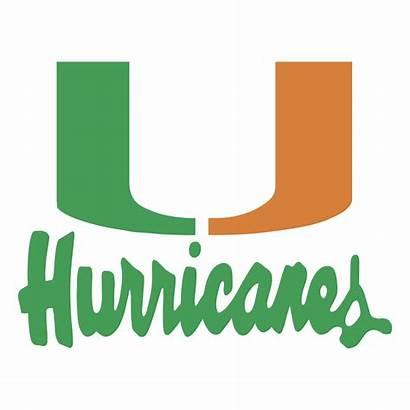 Miami Hurricanes University Logos Svg Transparent Hurricane