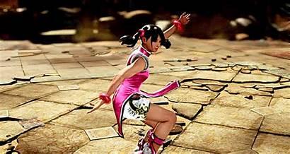 Xiaoyu Ling Fighting Games Tekken Gifs Mine