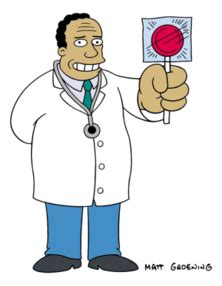 dr julius hibbert wikip 233 dia a enciclop 233 dia livre