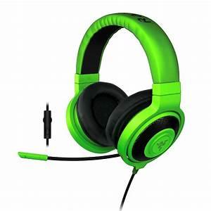 Gutes Ps4 Headset : razer kraken pro analog gaming headset in line control for ~ Jslefanu.com Haus und Dekorationen