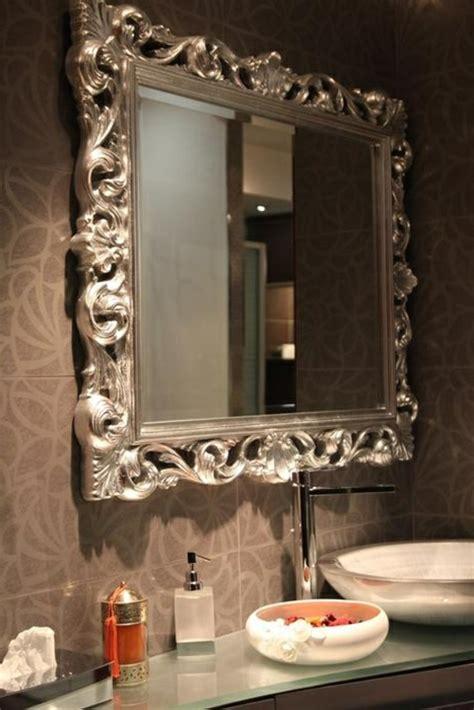 deco chambre bb fille le miroir baroque est un joli accent déco archzine fr
