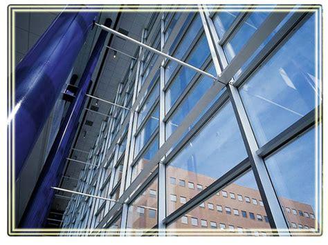 Особенности проектирования остекления высотных зданий