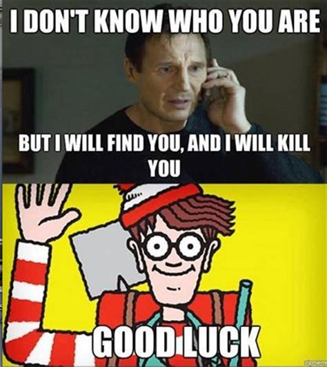 Where Are You Meme The 20 Best Liam Neeson Memes Galleries Paste