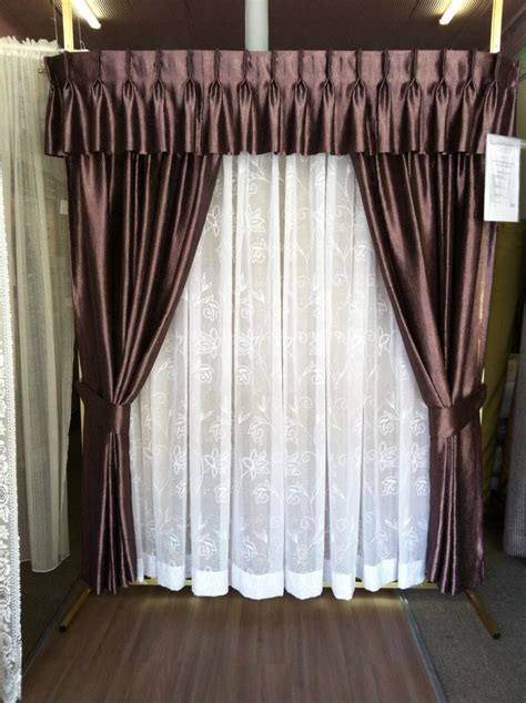 pinch pleat gympie curtains blinds