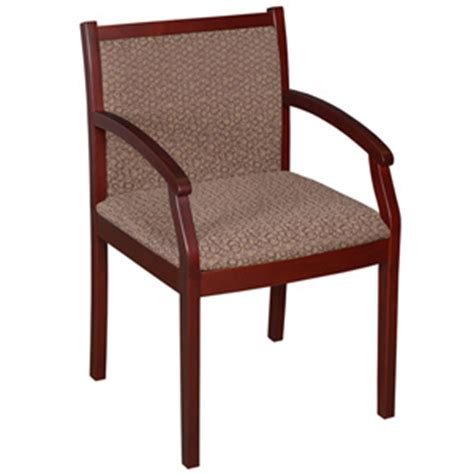 upholstered fabric office guest chairs designer side