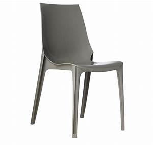 Sedia, Impilabile, In, Plastica, Vanity, Chair, Di, Scab, Design, Per, Interno, Estrno